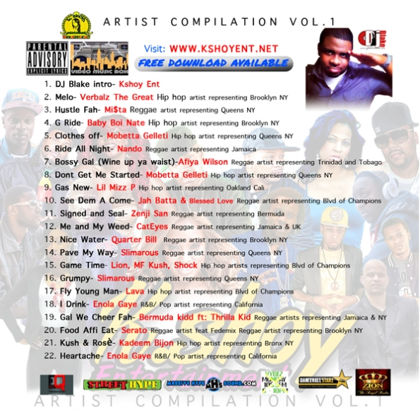 K_Shoy-Entertainment-Artist-Compilation-Vol_1-_back