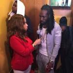 Kshoya interviews Mavado